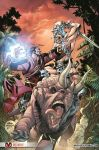 Convergence #5 Regular Cover