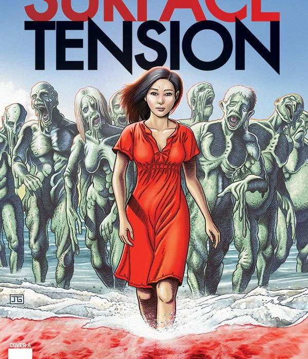 Surface Tension #1 Cover