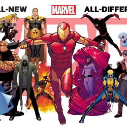 All New All Different Marvel Teaser #2