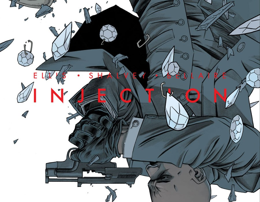 Injection Issue Two Cover