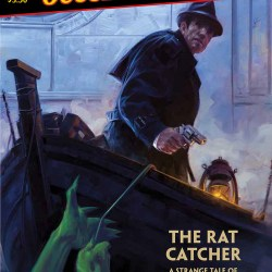 Joe Golem: Occult Detective #1 Cover
