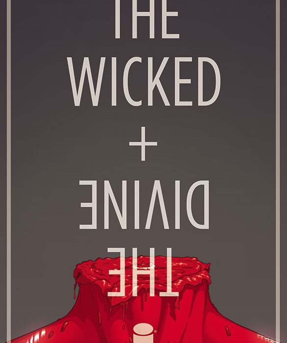 The Wicked + The Divine #11 Cover