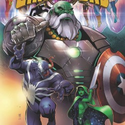 Contest of Champions #1 Cover