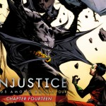 "Exclusive: Damian Strikes in ""Injustice: Gods Among Us Year Four""  Chapter 14 [Preview]"