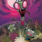 "It Will Be Your Doom If You Do Not Read ""Invader Zim"" #1 [Review]"