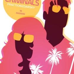 Sex Criminals #11 Cover