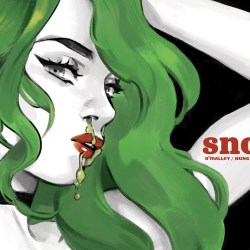 Snot Girl image expo