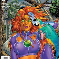 Starfire #2 Cover