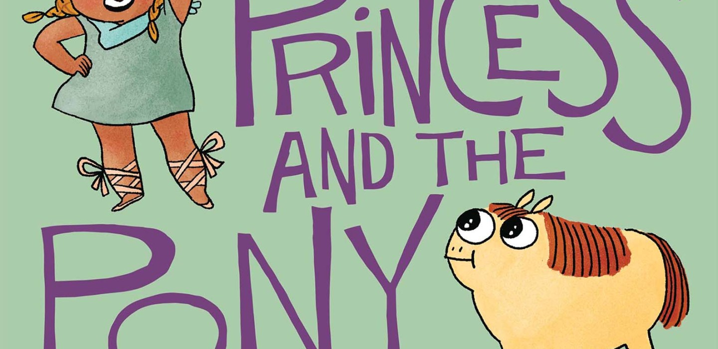 Princess and the Pony cover
