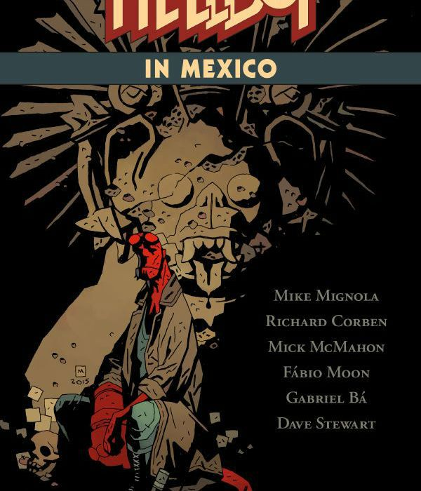 Hellboy in Mexico Collection Cover