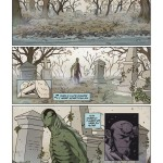"Mignolaversity: Alise Gluškova Discusses ""Abe Sapien"" #27 One-shot [Interview+Preview]"
