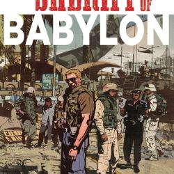 Sheriff of Babylon #1 Cover