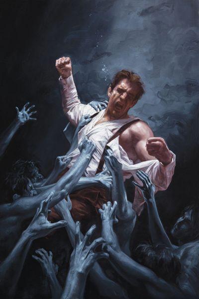 Joe Golem, Occult Detective: The Sunken Dead #1