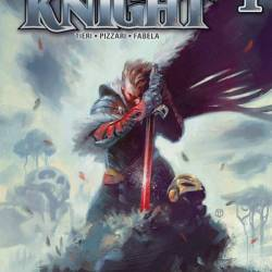 Black Knight #1 Cover
