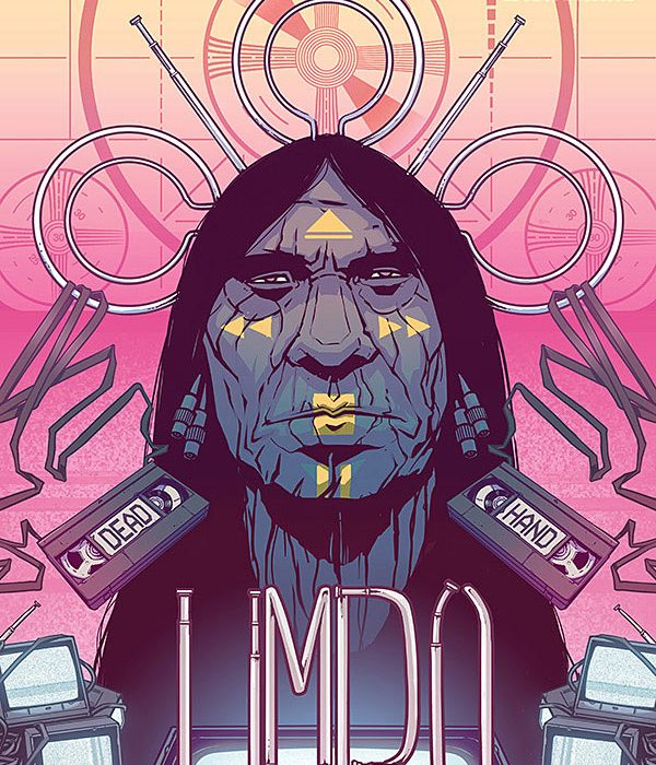 Limbo Issue 2 Cover