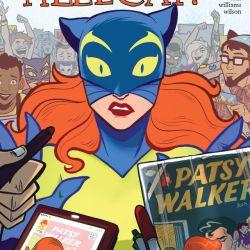 Patsy Walker AKA Hellcat 01