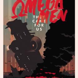 Omega Men #7 Cover
