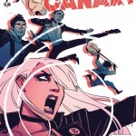 """Fletcher & Wu Rock Out With """"Black Canary"""" #7 [Review]"""