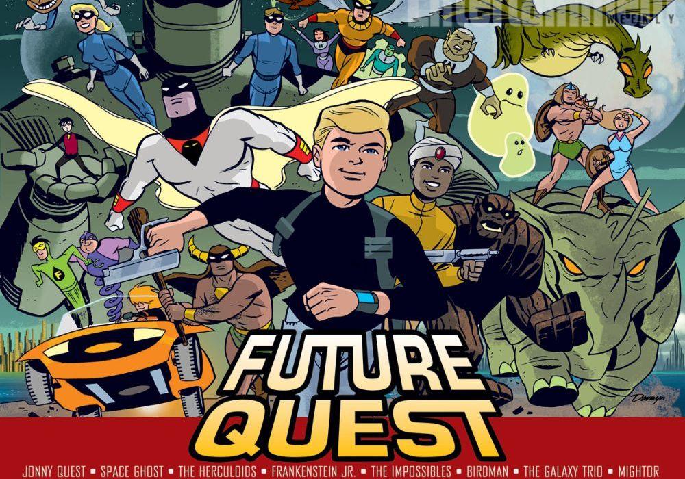 Future Quest Promo