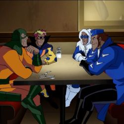 Justice League Unlimited: Flash and Substance