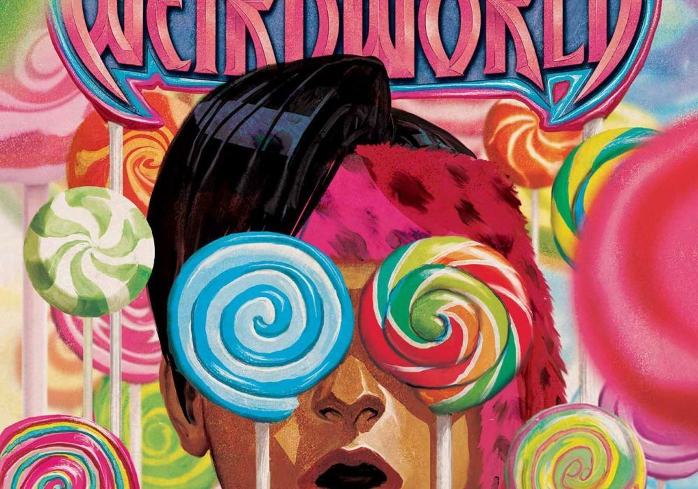Image result for weird world sam humphries comic