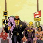 This Month In Comics: February 2016