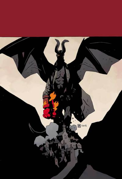 Hellboy in Hell #10: For Whom the Bell Tolls