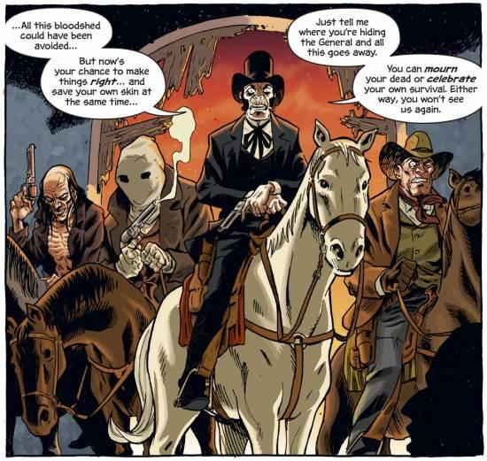 General Hume's Horsemen
