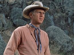 Steve McQueen's pink shirt