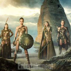 Wonder Woman Film Teaser