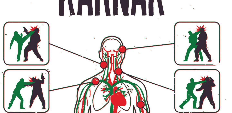 Karnak Issue 3 Cover Crop