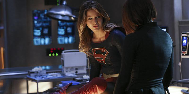 Supergirl Better Angels