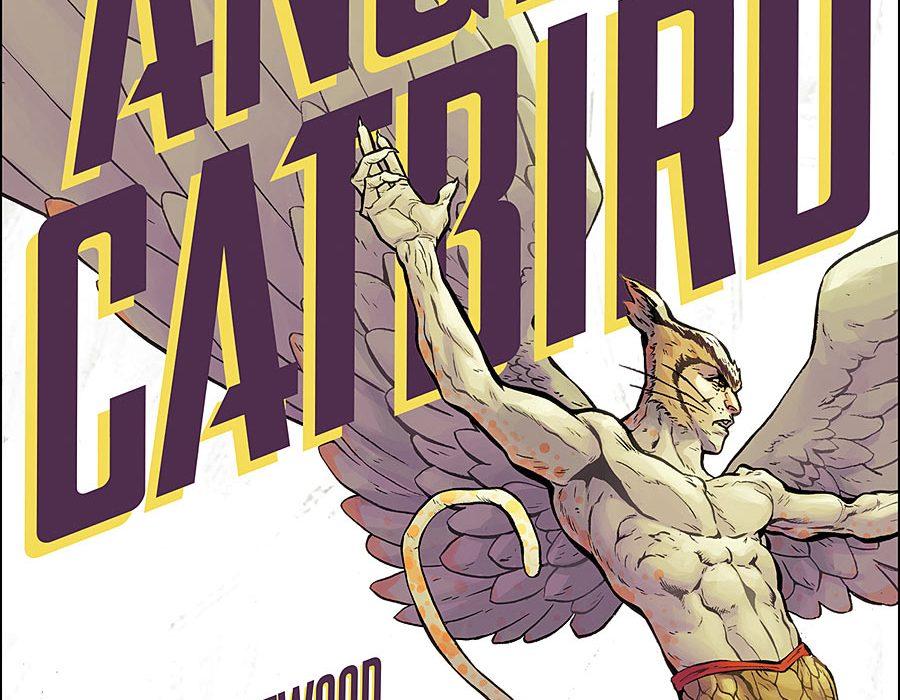 angel catbird ogn
