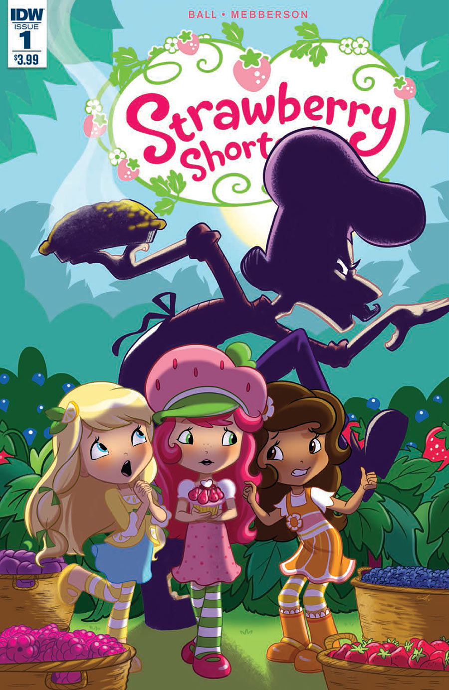 Strawberry Shortcake 1 Multiversity Comics