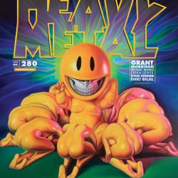 Heavy Metal 280 Cover