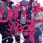 """Rex and LeLay Usher In A New Magical Girl Era with """"Jade Street Protection Services"""""""