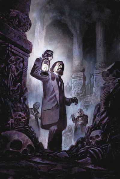 """Witchfinder: City of the Dead"" #1"