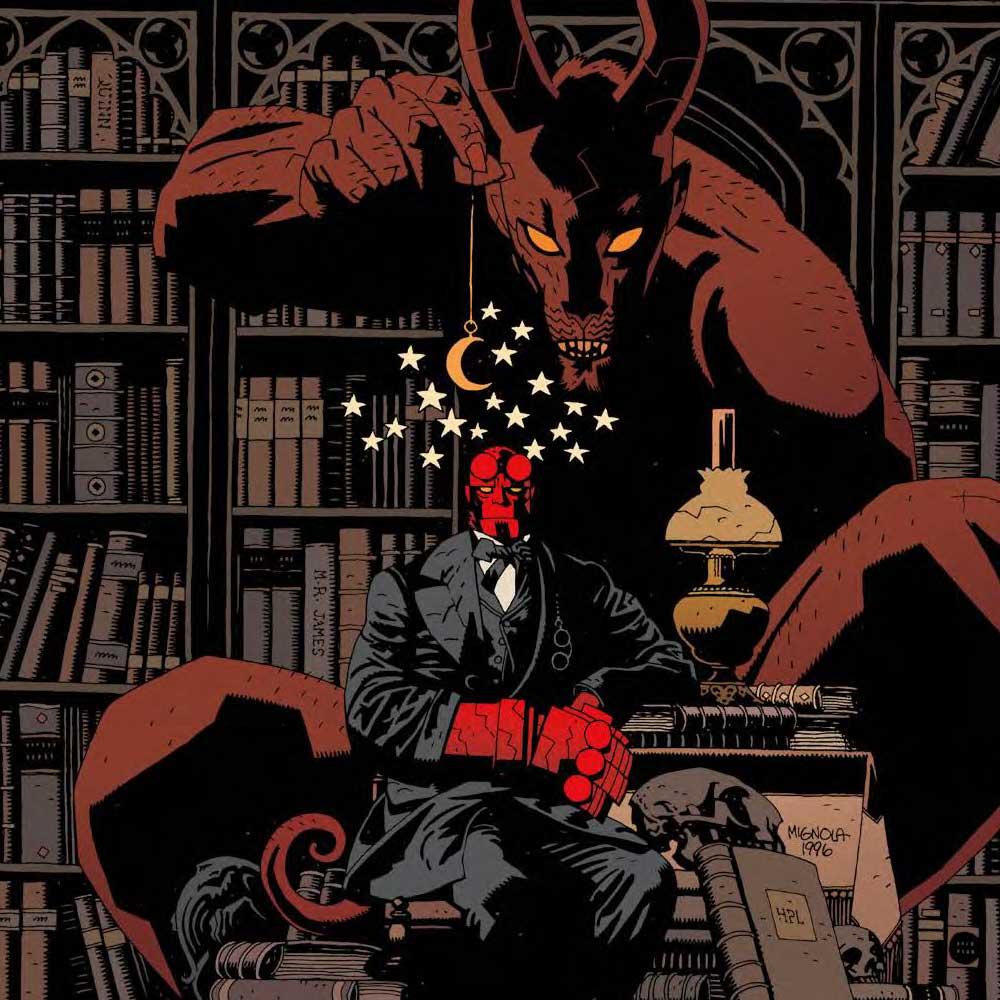 Mignolaversity: The Hellboy Universe Reading Order ― 2016 – Multiversity Comics