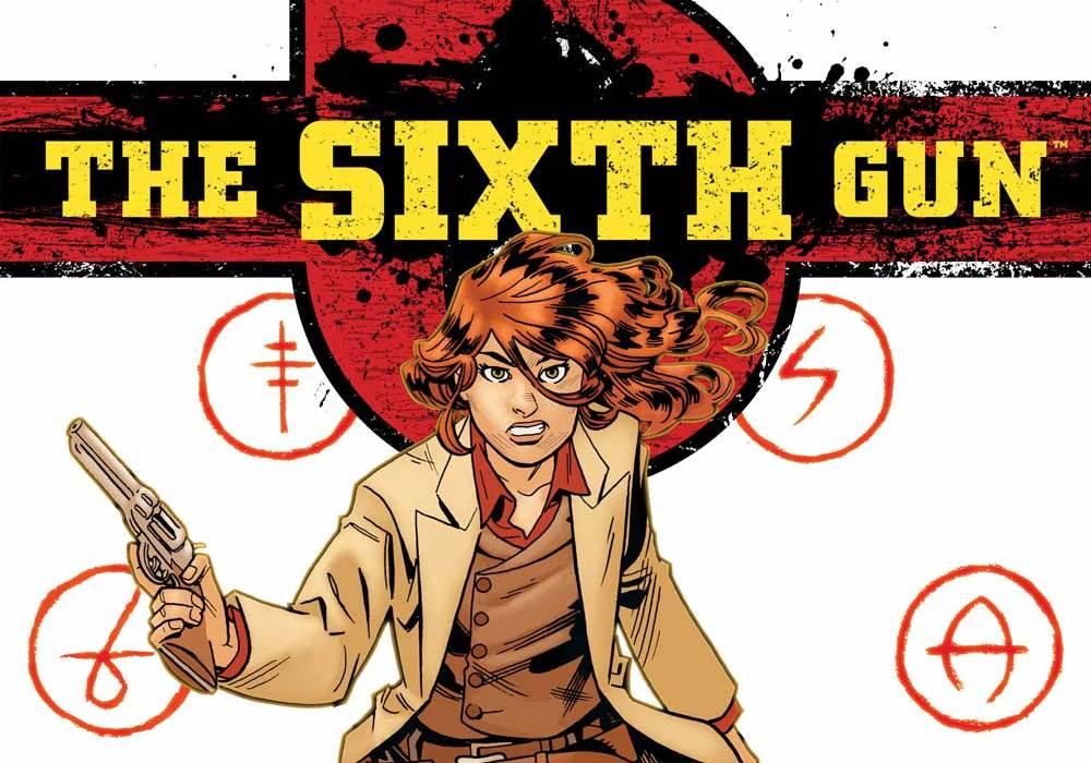Feature: The Sixth Gun #50