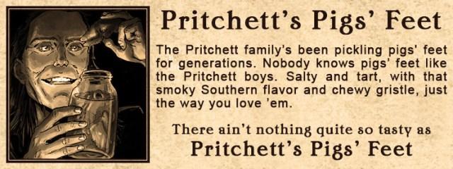 Pritchett's Pigs' Feet