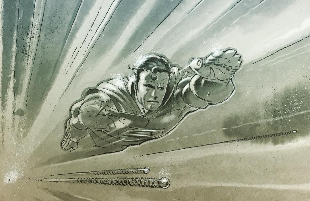Superman Adam Kubert