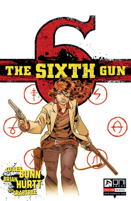 """The Sixth Gun"" #50"
