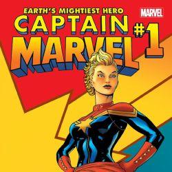 Captain Marvel Featured