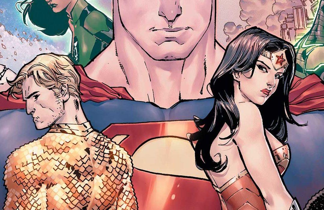 Justice League #1 Featured