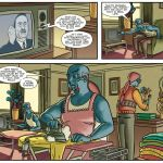 Multiver-City One: 2000 AD Prog 1992 – Dunwich Horror!