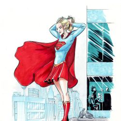 Supergirl Month: Caanan Grall Featured