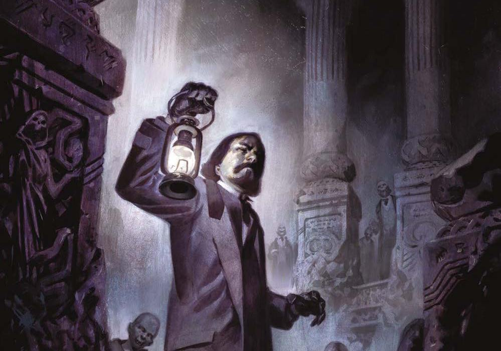 Feature: Witchfinder: City of the Dead #1