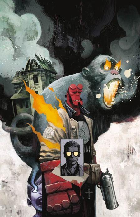 """""""Hellboy"""
