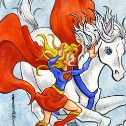 Supergirl Month: JoJo Seames Featured