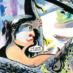 Red A Haida Manga panel